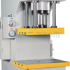 YL41 Series Single-column Hydraulic Straightening And Mounting Press