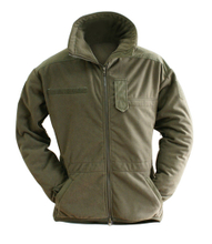 1114 Military Fleece Jacket