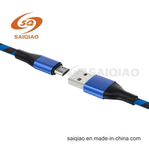 Hot Sell Nylon Braided Charging Data Cable for Android of Chinese Top Suppliers