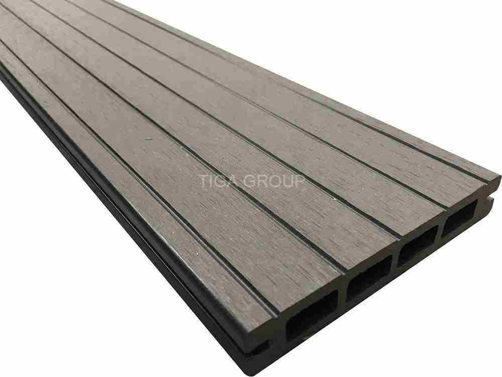 WPC Decking with Long Service Life/ Outdoor Wood Plastic Floors