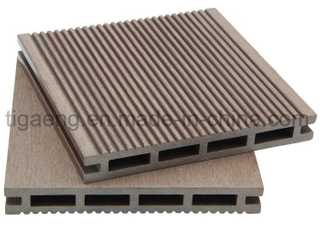 Hot Sale New Design Lightweight Hollow WPC Outdoor Decking Floor