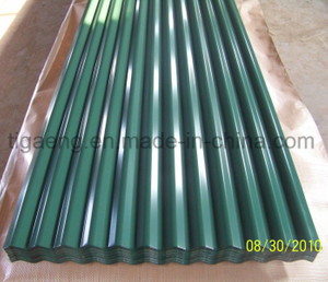 Factory Price Color Coating Steel Roof Tile/Plate/Sheet for Egypt