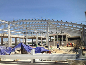 Steel Frame Structures Warehouse Building Steel Structures
