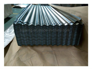 Color Coated Metal Roof Tile Box Profile PPGI Steel Plate for Roof