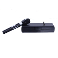 KJ8C Mini-halogen lamp ophthalmoscope dry cell