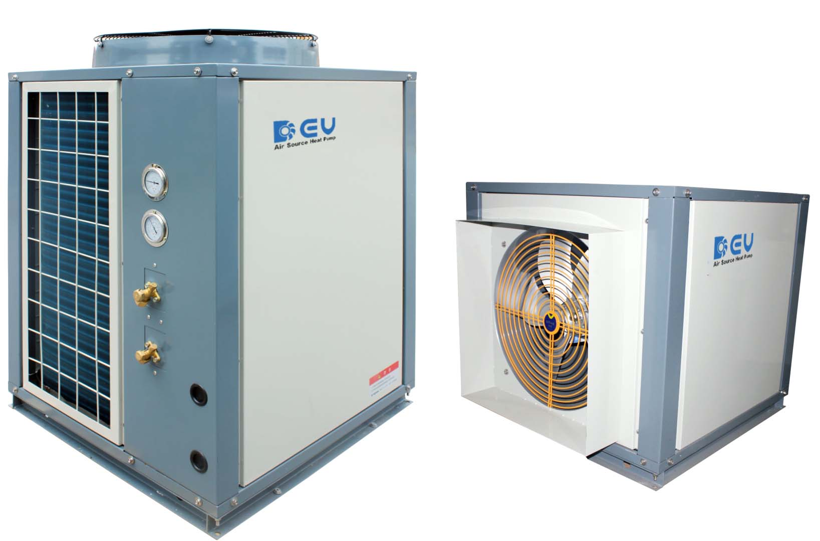 Air Source Heat Pump for Drying Application 15KW