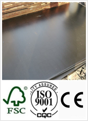 One Time Pressed Recycle Plywood Poplar Core WBP Glue (HBR007)