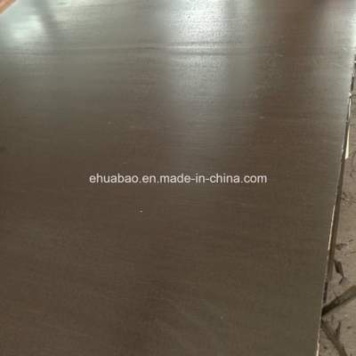 21mm Shuttering Plywood Poplar Core Brown Film First Grade