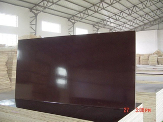 Film Faced Plywood/Shuttering Formwork Plywood/Marine Plywood One Time Pressed Grade