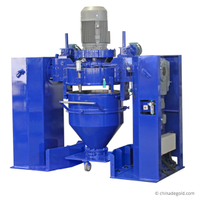 Degold CM600 Automatic Container Mixer for Powders