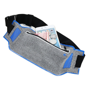 Lycra Super Slim Reflective Sport Running/Jogging Belt Waist Bag/Pack