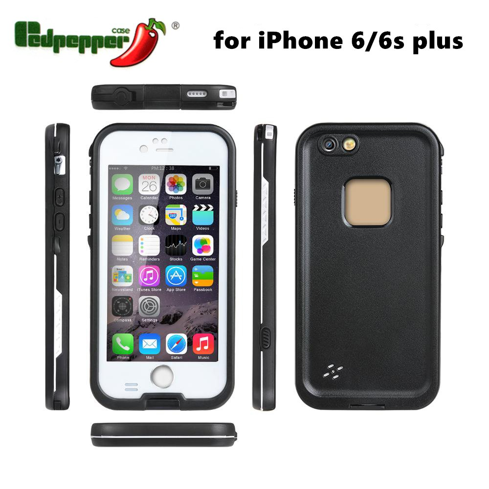 Lifeproof Water/Dustproof Mobile Phone Cover Case for iPhone 6/6s Plus