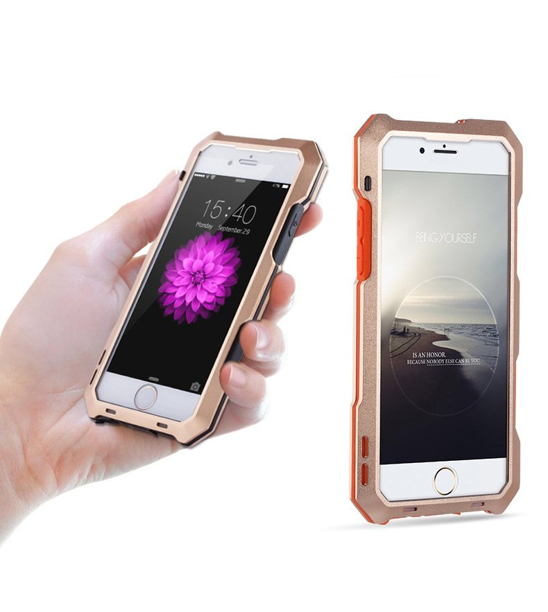 180 Degree Fish Eye Lens Drop-Proof Case for Mobile Phone