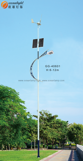 New Product LED Solar Road Lighting GG-40601