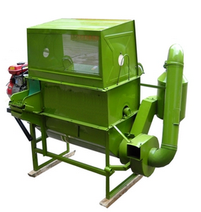Engine-driven Thresher for Rice and Wheat