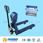 Explosion proof Industrial Mild Steel Pallet Scale