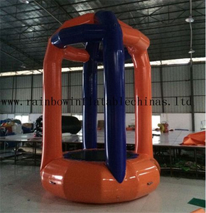 RB32025(3x4.5m) Inflatable Manufacturer Amusement Bungee Games /inflatable jumping bungee