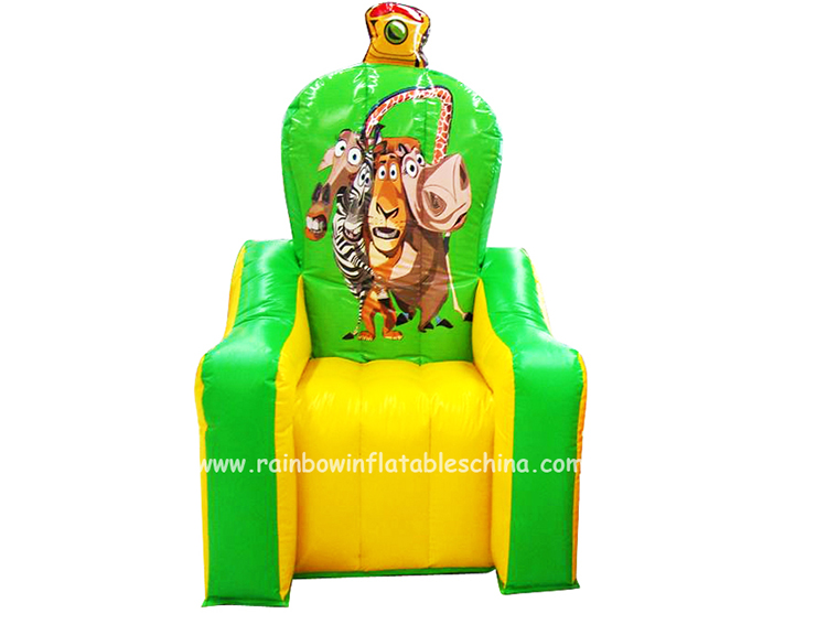 RB20006-3(2.2mh) Inflatable Party Chair For Holidays Events
