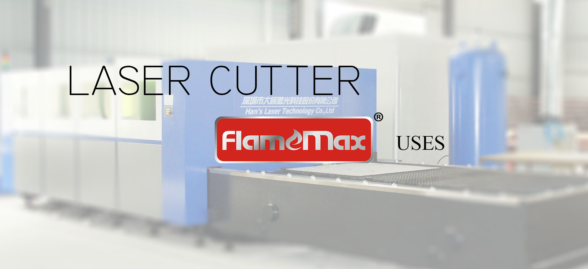 LASER CUTTER FLAMEMAX USES