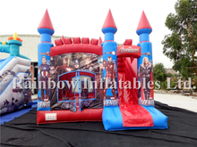Outdoor Commercial Avenger Inflatable Castle for Children