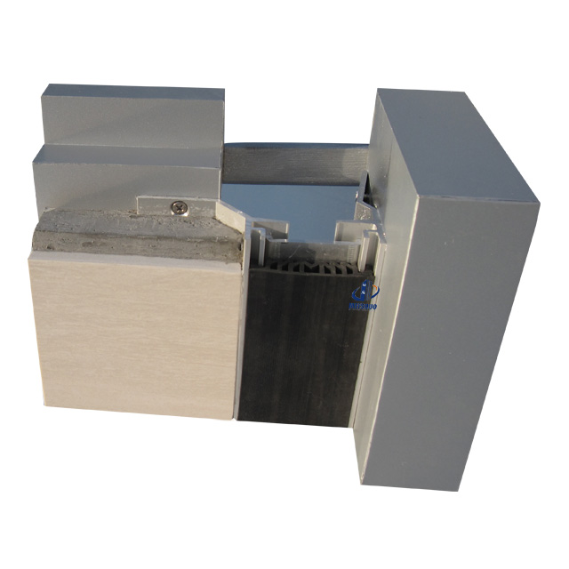 Rubber Floor To wall Corner Expansion Joint MSD-QDJ