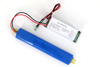 25w LED Emergency Conversion Kit With Rechargeable Battery Pack