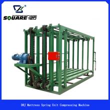 DBJ Mattress Spring Unit Compressing Machine