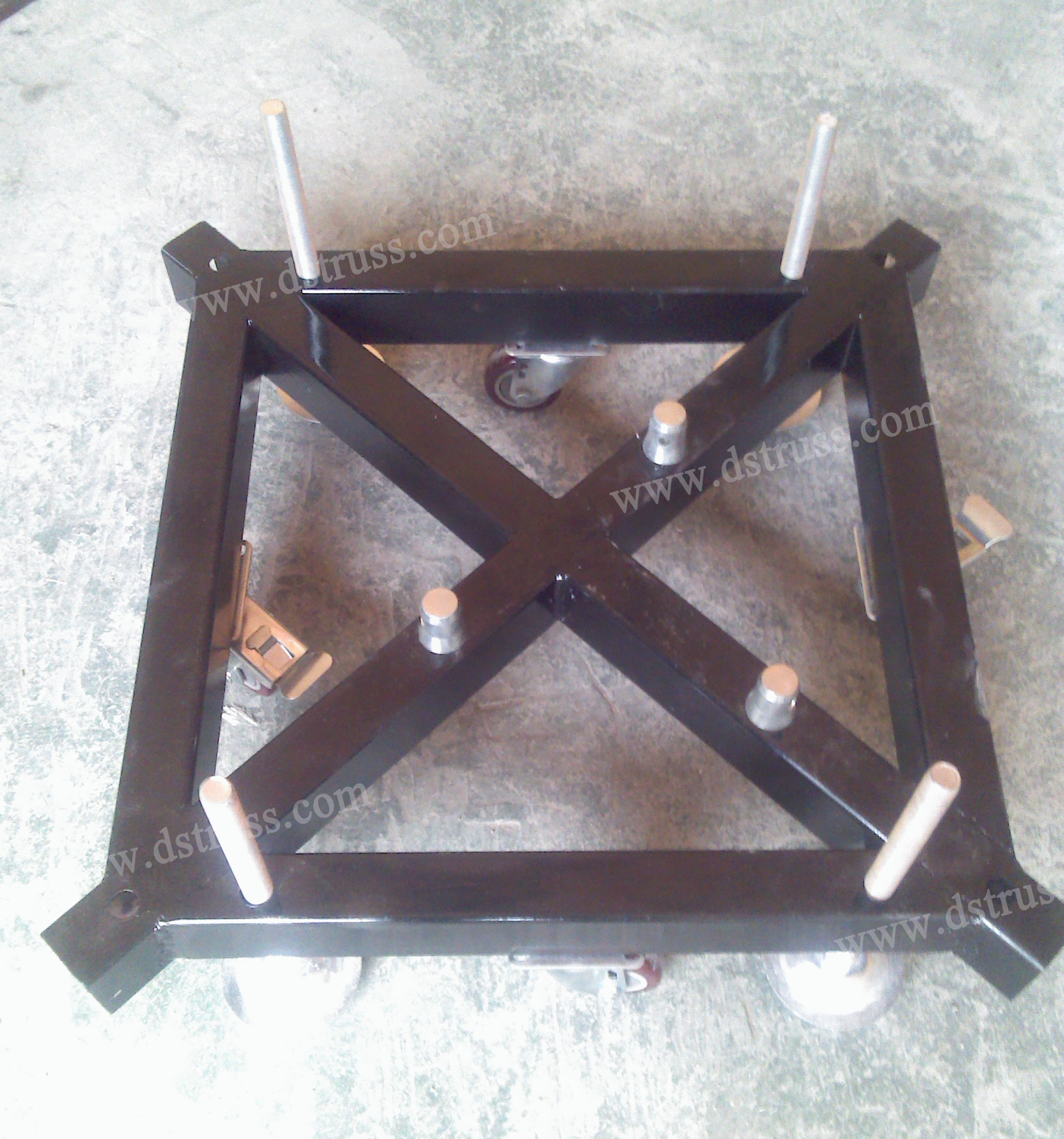 Aluminum Alloy Bolt Truss base