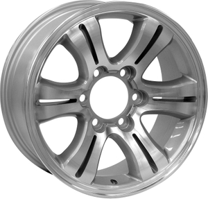 W0624 Toyota Prado alloy wheel Replica Alloy Wheel / Wheel Rim