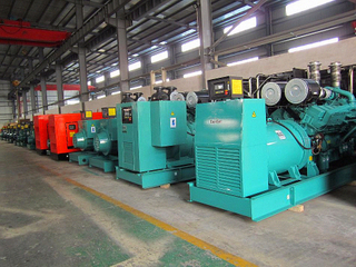 A Photo To Know More About Diesel Engine Generator