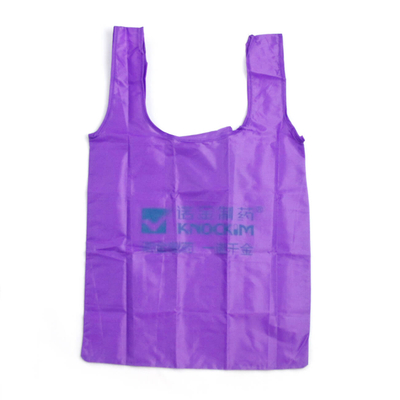 Reusable shopping bag custom