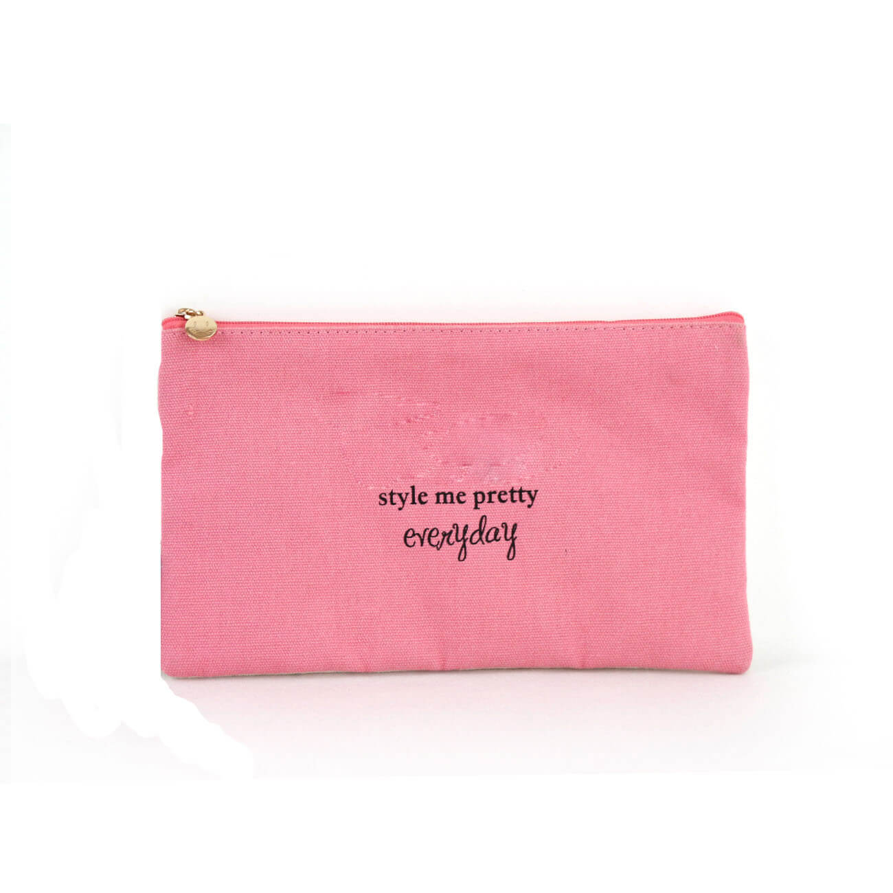 Canvas coin purse wallet