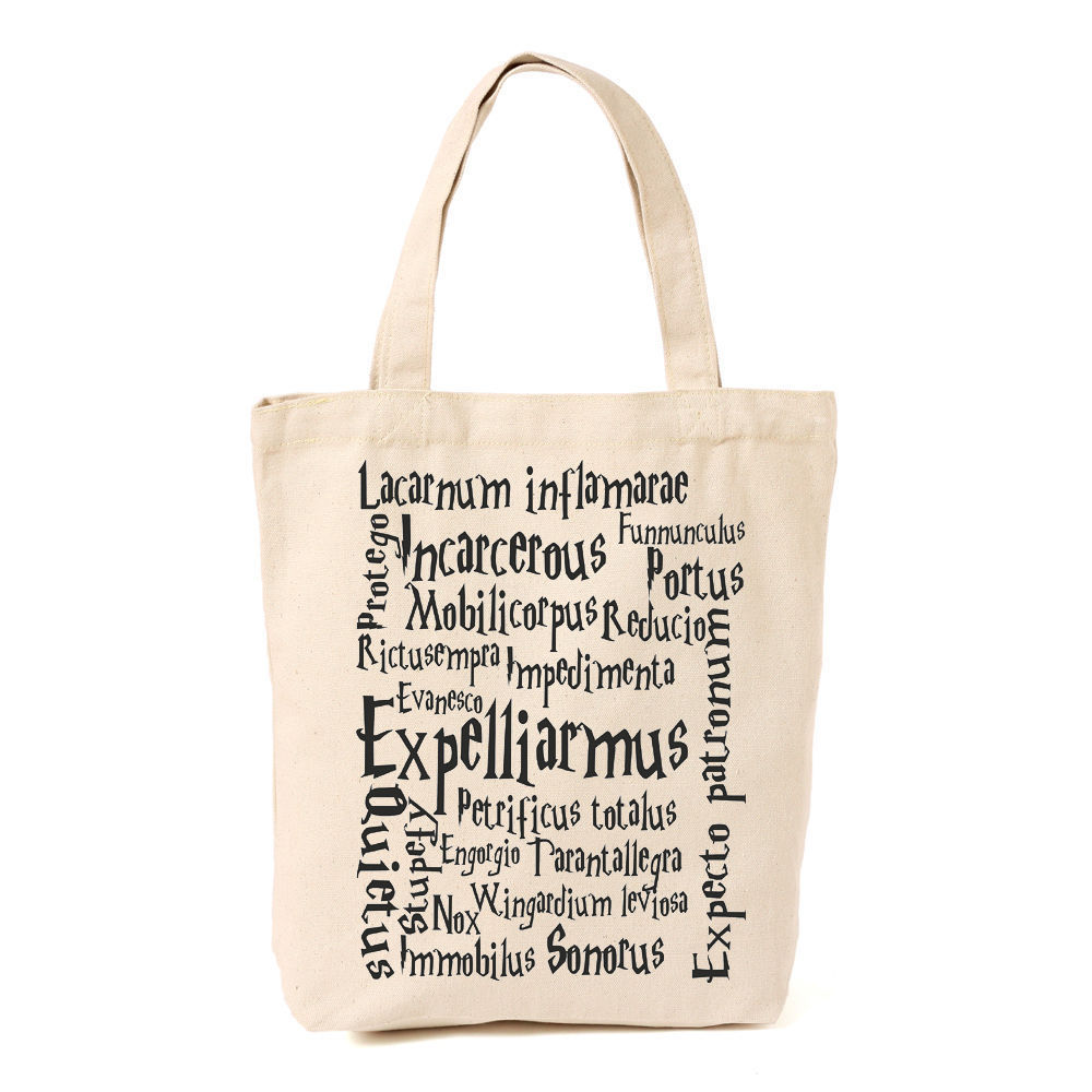 Super Cool Shopping Cotton bags Canvas Tote Bag