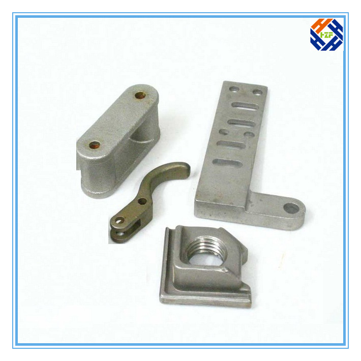 The process and finished goods of investment casting