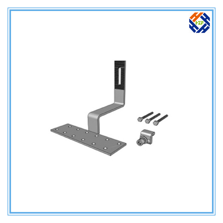 Stainless Steel Roof Hook for Solar Panel Mounting-3
