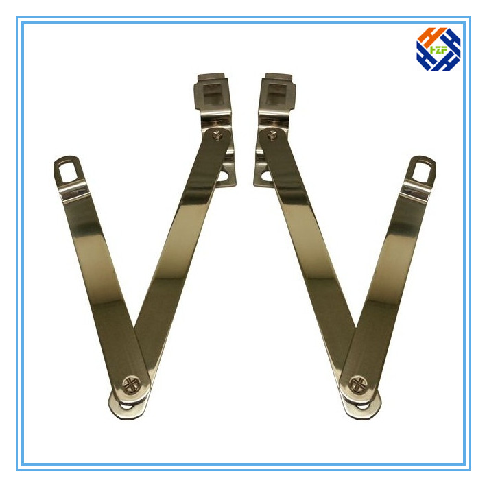 Stainless Steel Truck Hinge with Mirror Polish-2