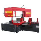 BSK850G CNC cutting band saw for metal