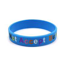 Custom Design Eco Friendly Material Egypt Men Silicone Wristband
