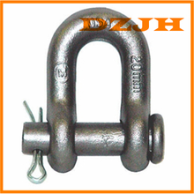 G-215 / S-215 Round Pin Chain Shackles