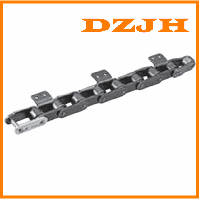 Double Pitch Attachment Chain