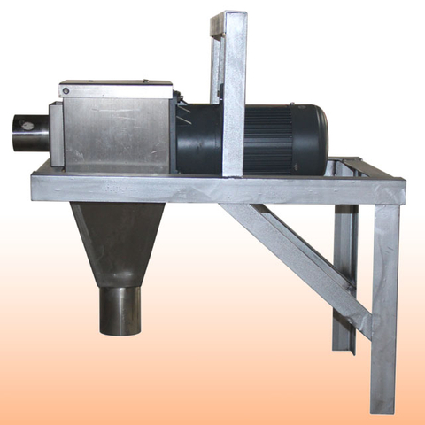 Motor of pig auger feeding system