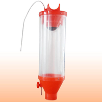 Feeder dispenser for pig
