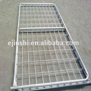 Welded Mesh Type Farm Sheep Gate Vertical Brace Gate