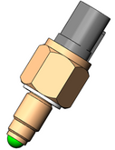 Reed switch type neutral position switch