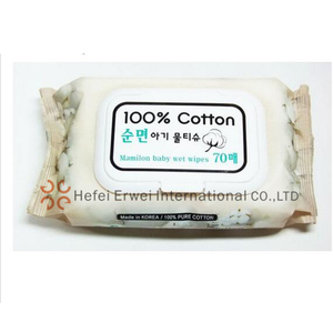 Cotton Baby Wipes