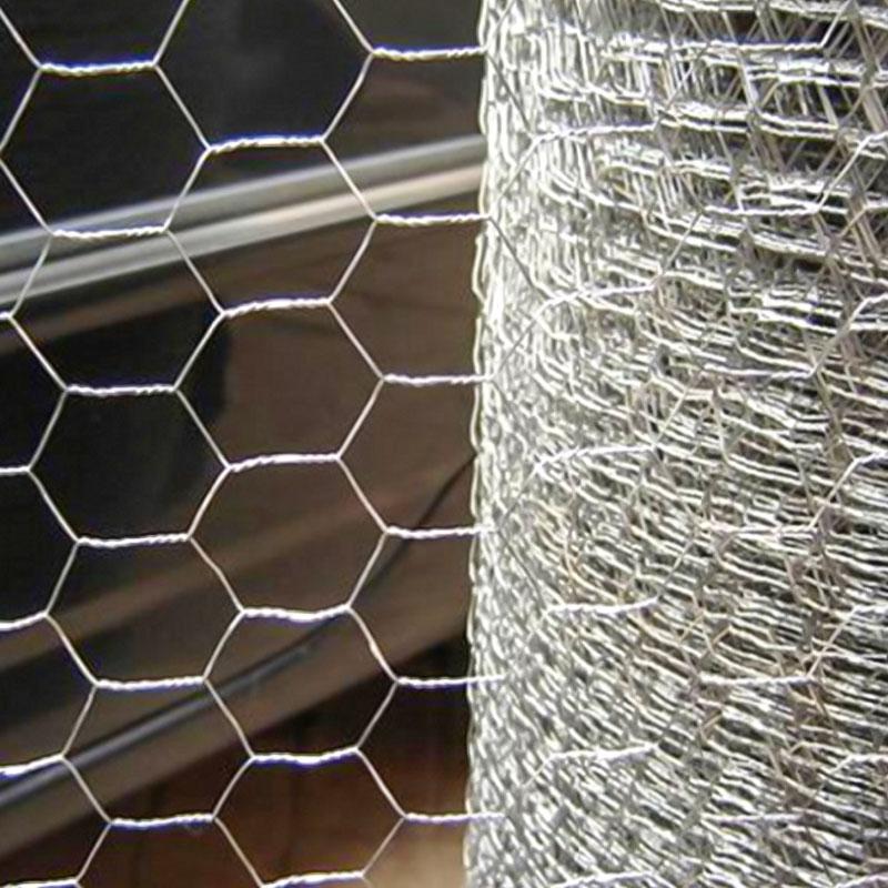 Galvanized Hexagonal Wire Mesh - Buy Galvanized Hexagonal Wire ...