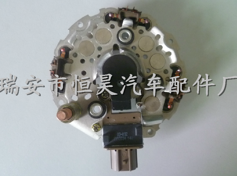 首页 产品展示 汽车发电机整流器 日本电装系列 hnr420rb 整流器