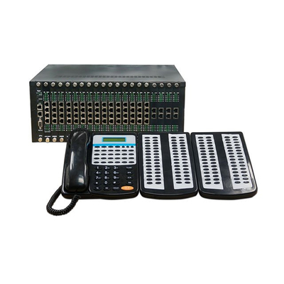 Hotel Telephone PABX PBX with 256 lines