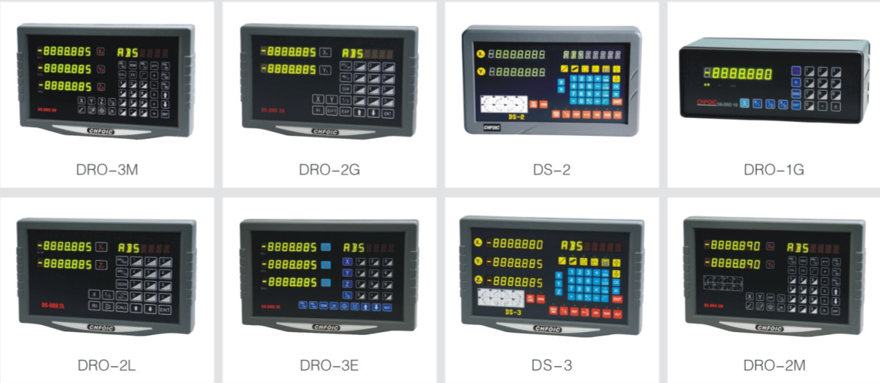 Economic DRO Digital Display Meter (DRO series)