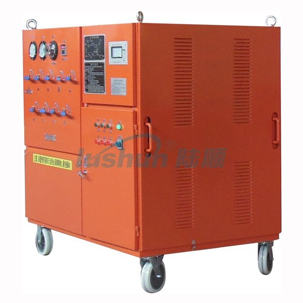 SF6 Gas Regeneration Purification And Inflation Machine